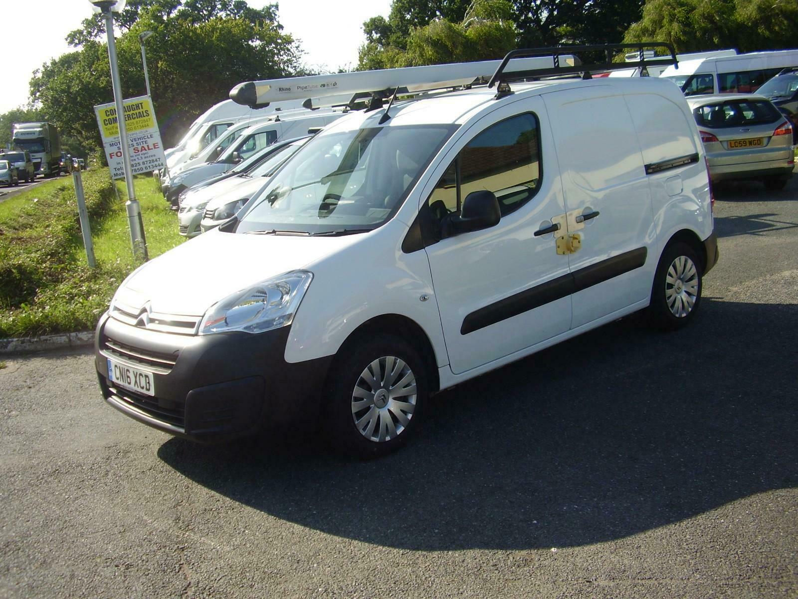 2016 (16) CITROEN BERLINGO 625 ENTERPRISE £5,950.00 HDi 1560cc